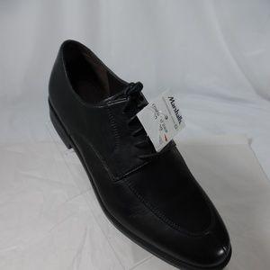 Cole Haan black leather shoes size 12 Calhoun